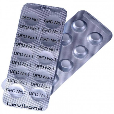 Pilules DPD-NR 1 BAYROL