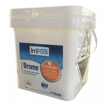 Brome Irripool 5kg