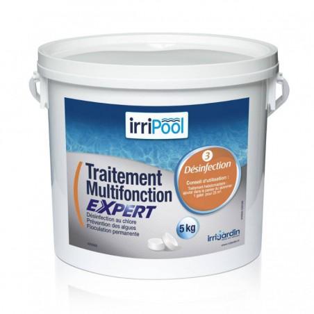 Traitement multifonction Expert Irripool