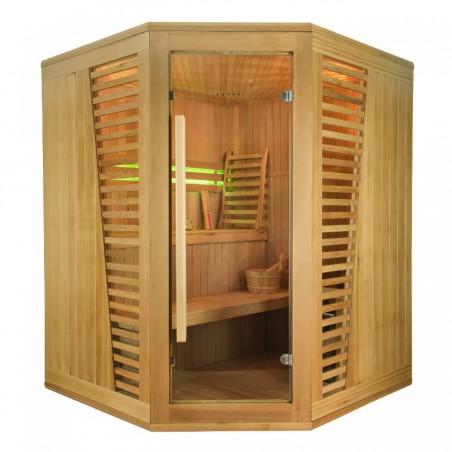 Sauna Venetian 3/4 places HOLL'S