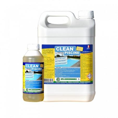 Nettoyant multi-usages Clean Piscine