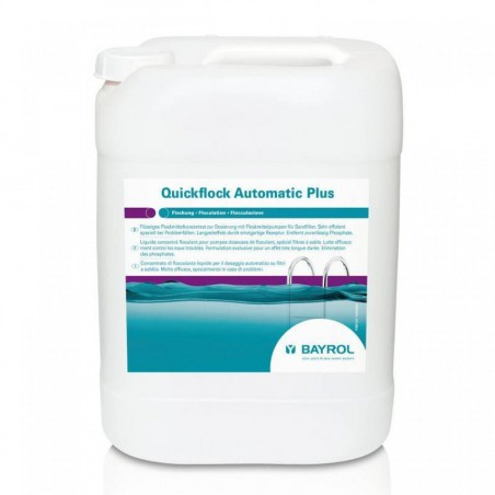 Quickflock liquide Bayrol 20kg