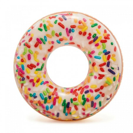 Bouée gonflable Donuts Intex