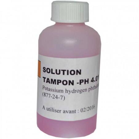 Solution d'étalonnage tampon pH
