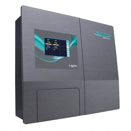 Traitement autoPool Relax III oxygène act. Bayrol