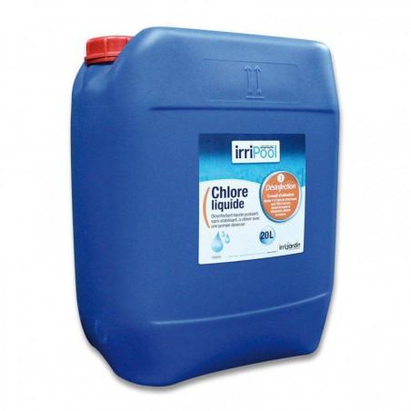 Chlore lent 20 L Irripool