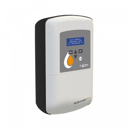 Regulation Automatic pH/CL Bayrol