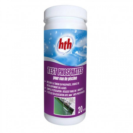 Test phosphates HTH