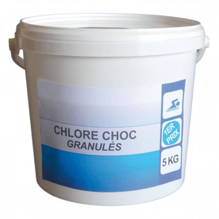 Chlore choc 5kg