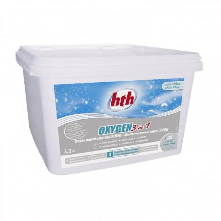 Oxygen Activ' 3 en 1 HTH
