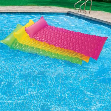 """Matelas de piscine """"vagues"""""""