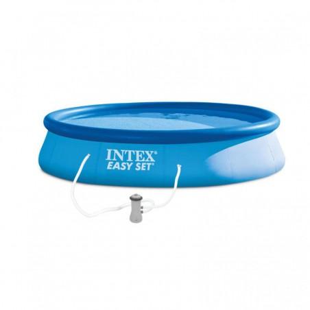 Piscine autoportée Easy Set Intex 3,96x0,84 m