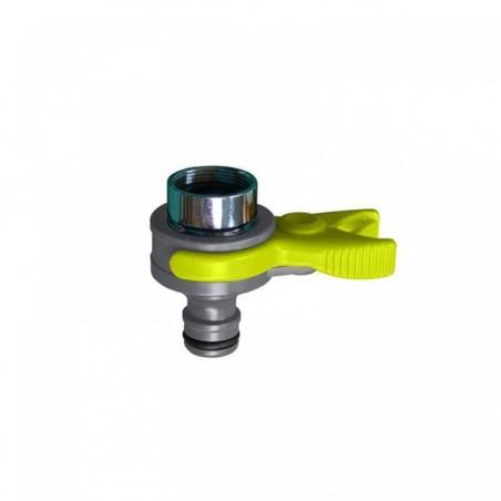 Adaptateur pour robinet d'intérieur Jardibric