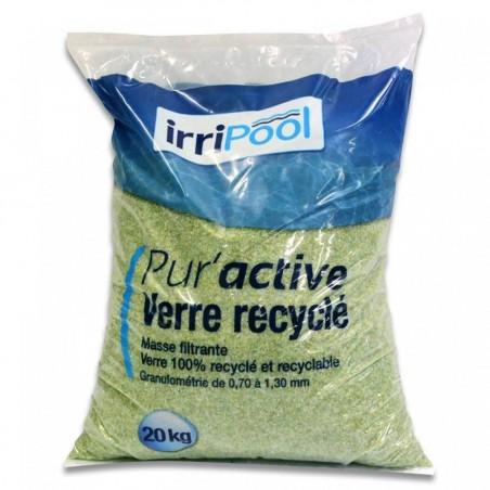 Verre recyclé IRRIPOOL