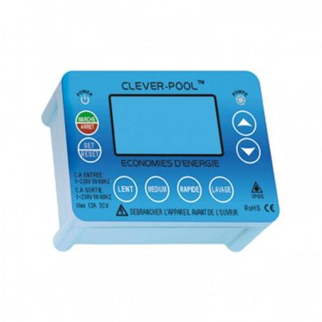 Coffret variateur de pompe Clever-Pool