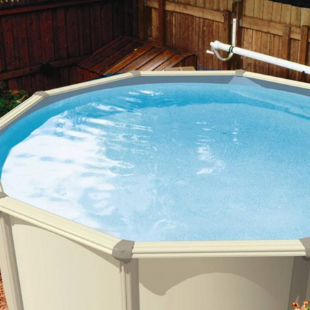 Liner bleu pour piscine hors-sol Citadine