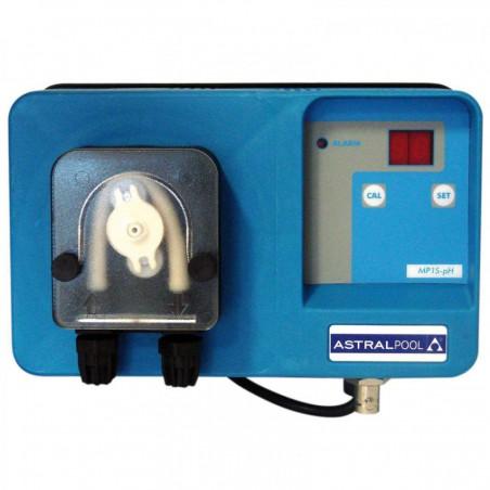 Régulation pH péristaltique