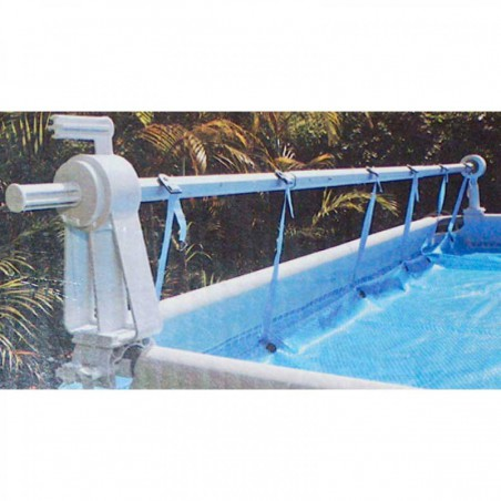 Enrouleur pour piscine hors-sol