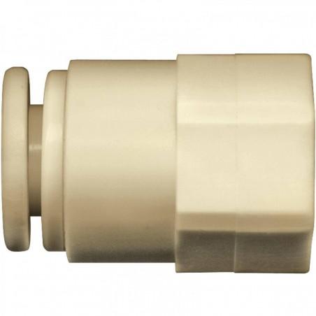 Bouchons connecteurs ø6x10mm (x2)