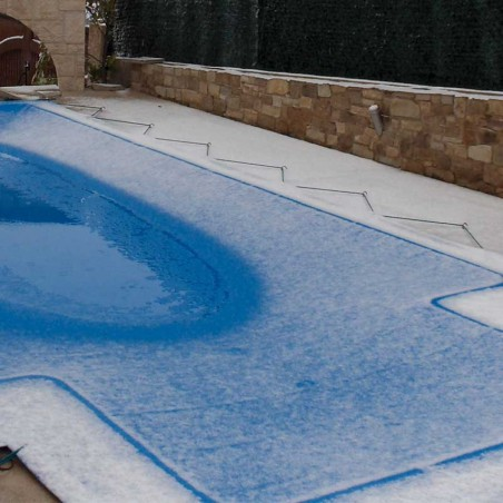 Bâche hivernage Piscine Irricover