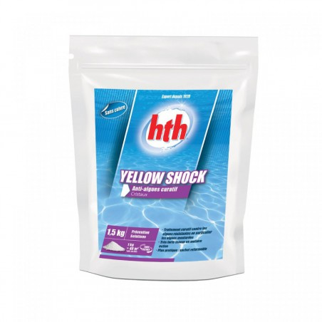HTH Yellow Shock 1,5kg