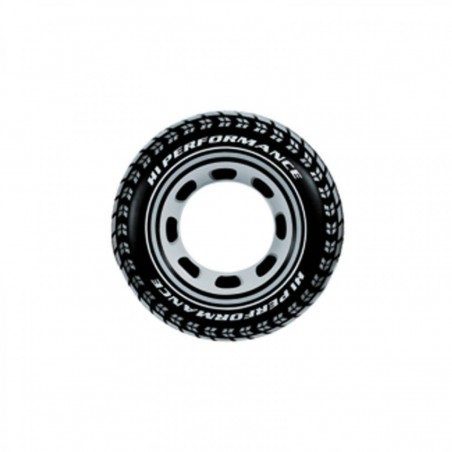 Bouée pneu géante