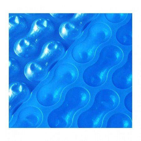 Bâche à bulles Solar 8 bleue Irricover